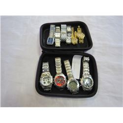 CASE OF ESTATE WATCHES