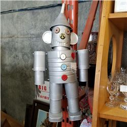 2FT TALL HINGED TIN MAN