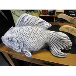 CEMENT GARDEN ART FISH
