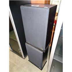 PAIR OF PRO LINEAR STAGE 60 SPEAKERS