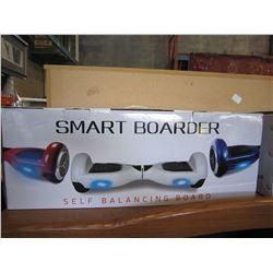 SMART BOARDER SELF BALANCING HOVER BOARD
