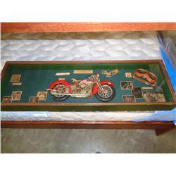 MOTOTRCYCLE SHADOWBOX