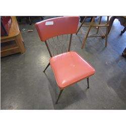 RETRO METAL CHAIR