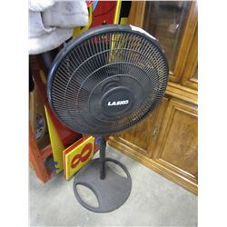 BLACK FLOOR FAN LASKO