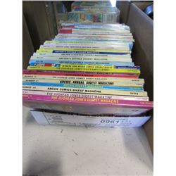 LOT OF ARCHIE COMICS