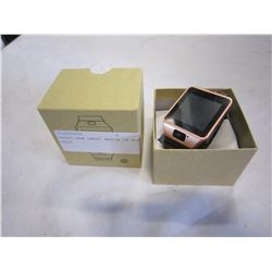 BRAND NEW SMART WATCH IN ROSE GOLD