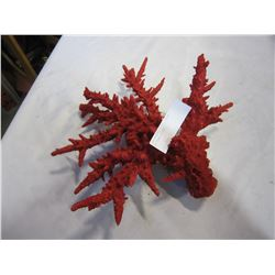 RED CORAL PIECE