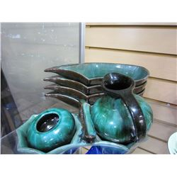 LOT OF BLUE MOUNTAIN POTTERY