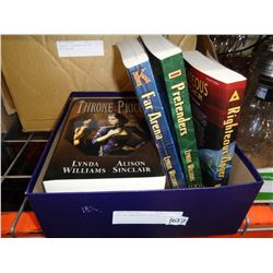 BOX OF NEW NOVEL SERIES