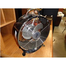 COOL WORKS SMALL METAL FAN