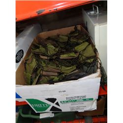 BOX OF CAMO NETTING