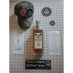 Bighorn Bourbon & SWAG from Willie's Distillery (Lot 1)