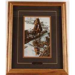 "Bev Doolittle ""Spirit of the Grizzly"" print"