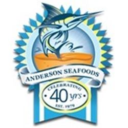 Anderson $500 Seafoods Gift Certificate