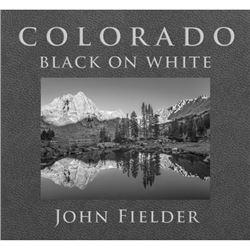 Colorado Black on White Book
