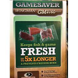 Gamesaver Wingman Vacuum Sealer