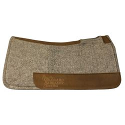 Saddle Pad with Brown Stitching (Lot 2)