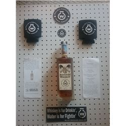 Bighorn Bourbon & SWAG from Willie's Distillery (Lot 3)