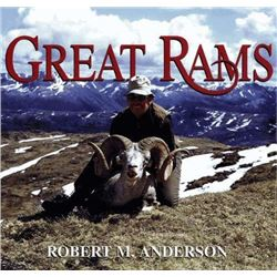 Great Rams Book - Author Autographed