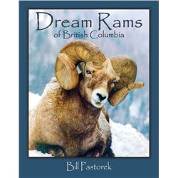 Dream Rams of British Columbia Book - Author Autographed