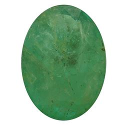 3.5 ctw Oval Mixed Emerald Parcel