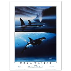 Orca Waters by Wyland