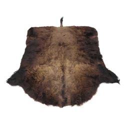 Mammoth Wild West Buffalo Skin Rug