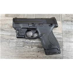 SMITH & WESSON MODEL M&P9 SHIELD