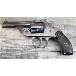 IVER JOHNSON MODEL OPEN TOP