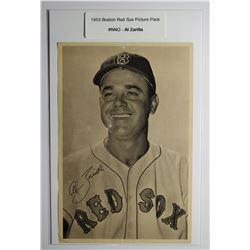 1953 Boston Red Socks Picture Pack - Al Zarilla