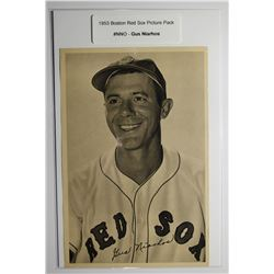 1953 Boston Red Socks Picture Pack - Gus Niarhos