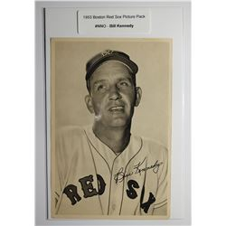 1953 Boston Red Socks Picture Pack - Bill Kennedy