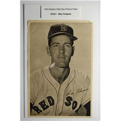 1953 Boston Red Socks Picture Pack - Ben Flowers