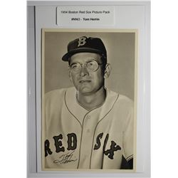 1954 Boston Red Socks Picture Pack - Tom Herrin