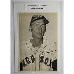 1954 Boston Red Socks Picture Pack - Sid Hudson