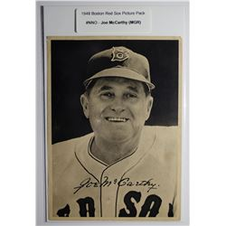 1948 Boston Red Socks Picture Pack - Joe McCarthy (MGR)