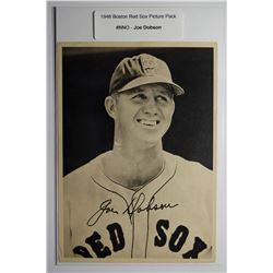 1948 Boston Red Socks Picture Pack - Joe Dobson