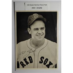 1950 Boston Red Sox Picture Pack - Al Zarilla