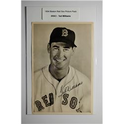 1954 Boston Red Sox Picture Pack - COMPLETE SET !!