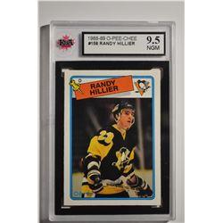 1988-89 O-Pee-Chee #158 Randy Hillier