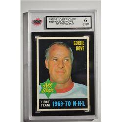 1970-71 O-Pee-Chee #238 Gordie Howe AS1