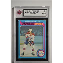 1979-80 O-Pee-Chee #236 Ryan Walter RC