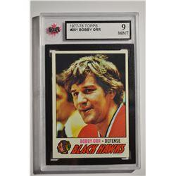 1977-78 Topps #251 Bobby Orr