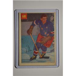 1954-55 Parkhurst #68 Don Raleigh