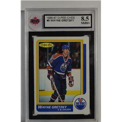 1986-87 O-Pee-Chee #3 Wayne Gretzky