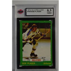 1973-74 O-Pee-Chee #148 Bob Plager