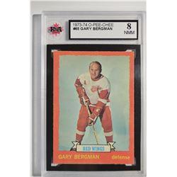 1973-74 O-Pee-Chee #65 Gary Bergman