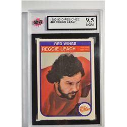 1982-83 O-Pee-Chee #90 Reggie Leach