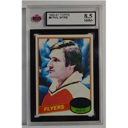 1980-81 Topps #8 Phil Myre