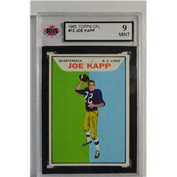 1965 Topps CFL #12 Joe Kapp